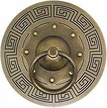 Große Türklopfer,Orientalische Dekoration Brass