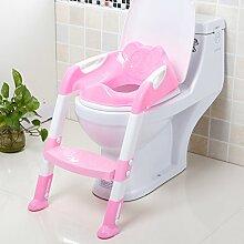 Großer Kinderspielplatz Toilette WC Ring Baby