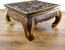 Großer Opiumtisch mit eleganter