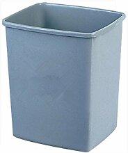 Großer Plastik Mülleimer Wc Mülleimer Küche Haushalt Mülleimer Spezifikationen 30,5 * 26 * 34Cm Farbe Orange , Gray , S