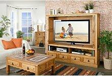 Großer TV-Schrank Fernsehschrank, versenkbare