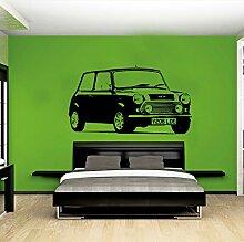Großes Auto Mini Cooper Classic Bedroom!Wandkunst