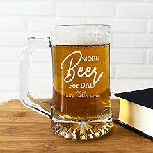 Großes Bierglas, Bierkrug Gläser,