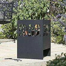 Großes Feuerschalen-Set: Anabar, inkl.