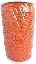 Großhandel von 3mm geflochten elastic-tangerine