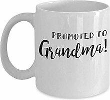 Großmutter-Tasse - gefördert zu Oma Coffee &