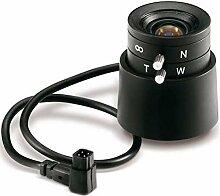 Grothe Objektiv mit variabler Brennweite Megapixel Objektiv OBJ 1092/500106–32gr Blickwinkel von Kameras