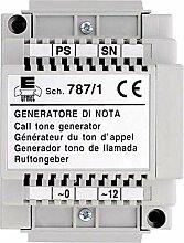 Grothe Ruftongenerator für E-Verteiler, 71 x 90 x 75 mm ER 787/2, 1540180