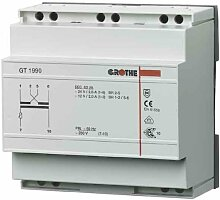 Grothe Sicherheitstrafo 12-32/230 V AC, Einbau GT
