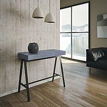 Group Design Spielekonsole Werkbank aus Holz Beton