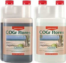 Grow Fertilizer COGr Canna Flores A+B (2x1L)