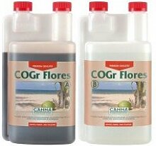 Grow Fertilizer COGr Canna Flores A+B (2x1L)