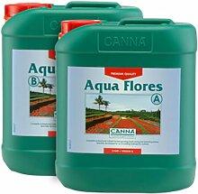 Grow Fertilizering Canna Aqua Flores A+B (2x5L)