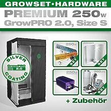 Growbox GrowPRO 2.0 S - Grow Set für Indoor
