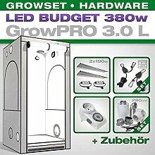 GrowPRO 3.0 Growbox 120x120x200cm