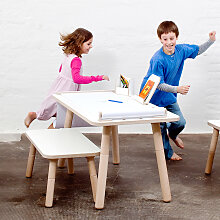 Growing Table mitwachsender Kindertisch
