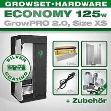 GrowPRO Growbox 2.0 XS - Grow Set für Indoor
