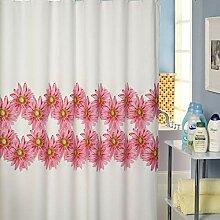 GRTEW PVC-Cartoon Duschvorhang, Badezimmer