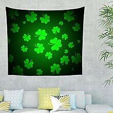 Grün Glücklicher Shamrock Klee St. Patrick Tag