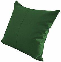 Grün wasserabweisend Outdoor Garten Kissen gefüllt, 45.72 cm