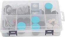 Grüne Schleifscheiben Rotary Tools Set 375Pcs/Set
