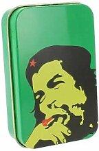 Grüne Tabakdose Che