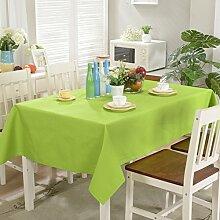 Grüne tischdecke/längliche tischdecke/tee tischdecke-A 145x200cm(57x79inch)