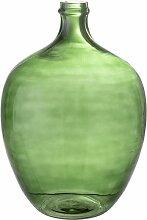Grüne Vase Lacoste