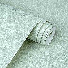 Grüne Vlies-Tapete Tapete mit einfachem