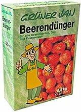 Grüner Jan Beerendünger 2,5 kg Obstdünger