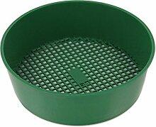 Grünes Gartensieb aus Kunststoff von ZSL, mit