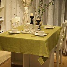 Grünes Herz Stoff Tischdecken Tischdecke decke