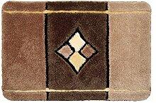 Grund 204516038 Badteppich Akant, 60 x 100 cm,