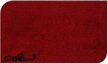 Grund Badematte Colani 40 rot 60x60cm