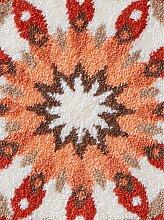 Grund Badematte, Höhe 20 mm ( x ) ), 1 St. orange