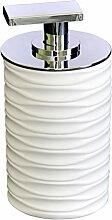 Grund COLOMBA Seifenspender 7,5x7,5x14 cm weiß