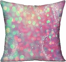 GRUNVGT Cushion Cover Pillow Cover Blinbling