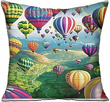 GRUNVGT Cushion Cover Pillow Cover Colorful