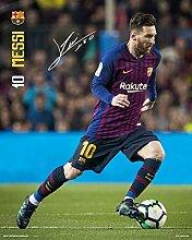 Grupo Erik Erik Mini-Poster FC Barcelona 2018/2019
