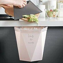 GRX-ZNLJT Multifun küche Mülleimer,Schrank