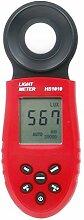GS tragbar HS1010Light Meter Lux/FC Messen Tester 200.000Lux Digital LCD Hintergrundbeleuchtung Photometer Tester