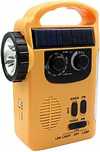 GSDCNV Solar Radio, Kurbelradio AM/FM