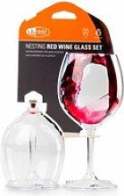 GSI Rotweinglas Nesting
