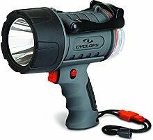 GSM Outdoors cyc-300wp Taschenlampe Handtasche LED grau Taschenlampe