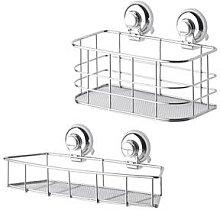 GSW HOOKIE System® silber (Set M, Aufbewahrung 2
