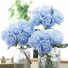 Brautstrauss Blau Gunstig Online Kaufen Lionshome