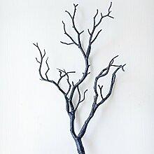 GSYLOL Künstliche Baum Zweige Getrocknete Baum