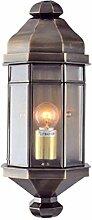 GTB Europäische Retro-Kupfer-Lampen , w150h360