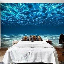 Gtfzjb Benutzerdefinierte Foto Tapete 3D Deep Sea