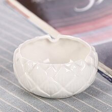 GTVERNH-bürobedarf glasur keramik - aschenbecher